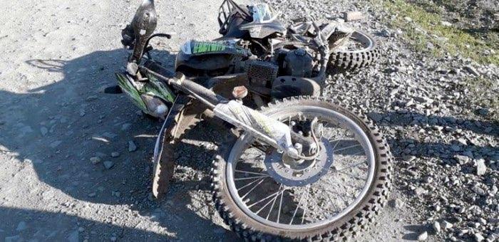 Мотоциклист разбился насмерть в Усть-Канском районе