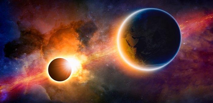 21 июня жители республики смогут увидеть солнечное затмение. Если позволит погода
