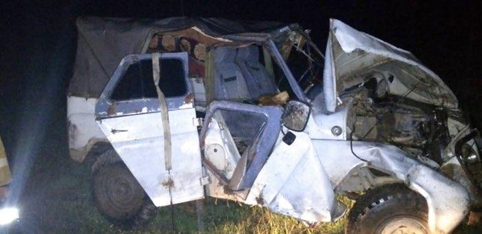 Нетрезвый молодой человек без прав разбил машину ночью в Онгудайском районе