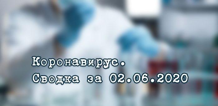Ситуация с коронавирусом в Республике Алтай. Сводка за 2 июня