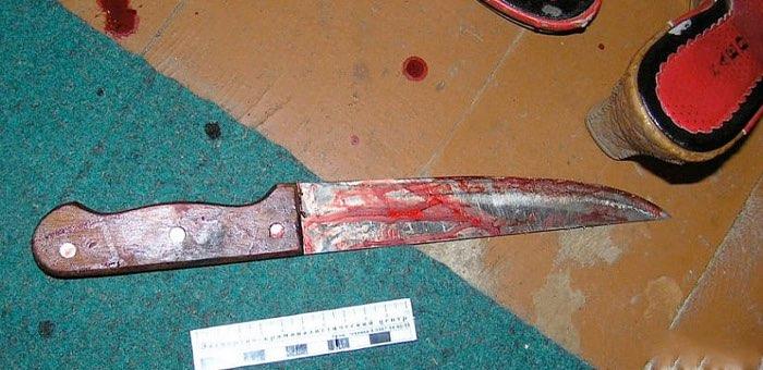 На почве ревности убийца нанес жертве 19 ударов ножом