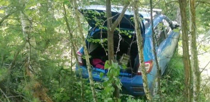 Двое москвичей застряли на таежной дороге, один едва не погиб, толкая автомобиль
