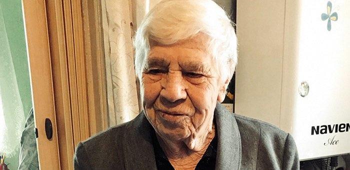 Ушла из жизни ветеран Великой Отечественной войны Мария Жданова