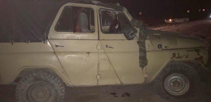 В Улагане насмерть разбился водитель УАЗа