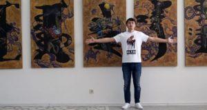 Магический реализм: в Красноярске прошла выставка Аржана Ютеева