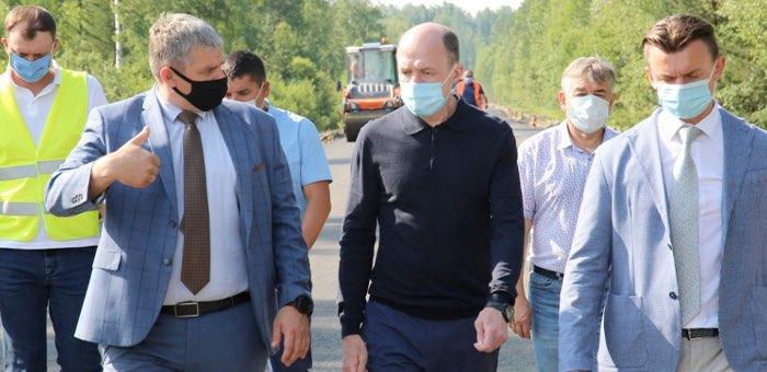 Глава региона проинспектировал социальные объекты Турочакского района