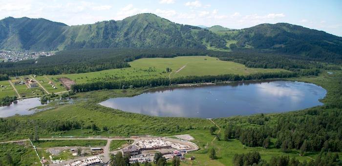 Пруд в Подгорном, Манжерокское озеро, Телецкое озеро в районе Иогача оказались излишне загрязненными