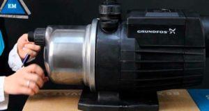 Насосное оборудование Grundfos обеспечит надежность для вашего дома