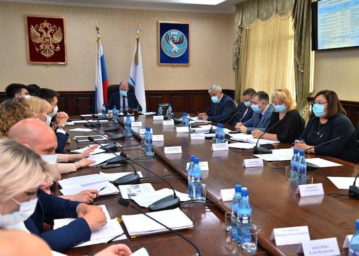 Итоги выполнения программы развития «Сильный Алтай» в первом квартале 2020 года