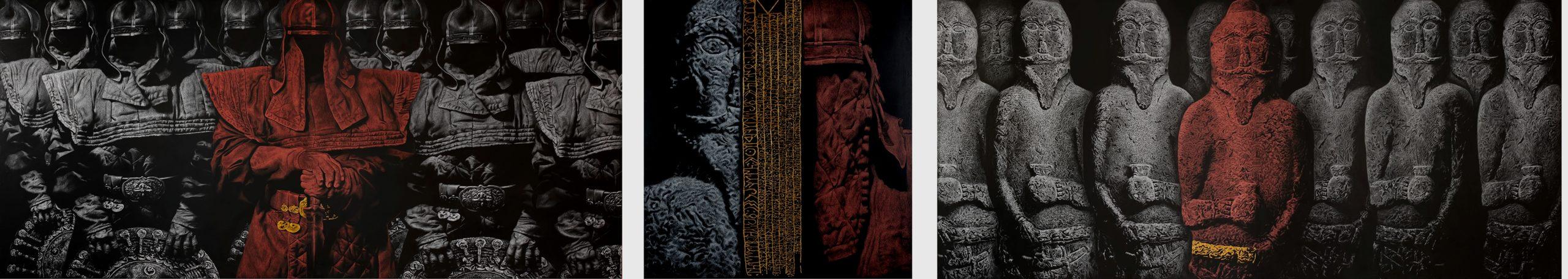 Триптих Герой