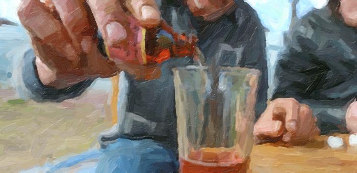 19 человек скончались за полгода от алкогольных отравлений