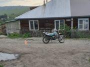 Пьяный мотоциклист без прав сбил пятилетнего велосипедиста