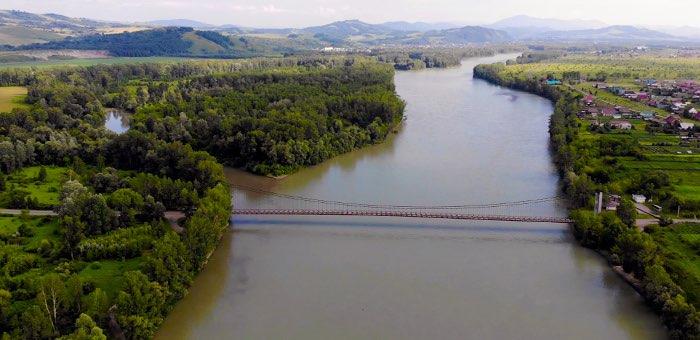 Расписание движения транспорта через «платовский» мост
