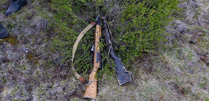 Вооруженную группу нарушителей из Тувы задержали на заповедном озере Джулукуль