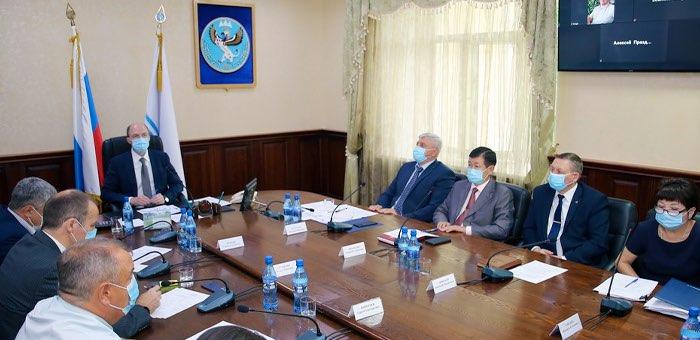 В правительстве обсудили механизмы стратегического развития региона