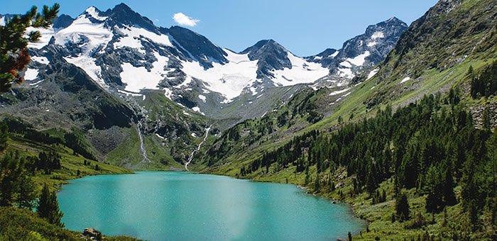 Минприроды обязали создать охранные зоны у озер – памятников природы Республики Алтай