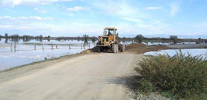 Движение на дорогах Кош-Агачского района восстановлено