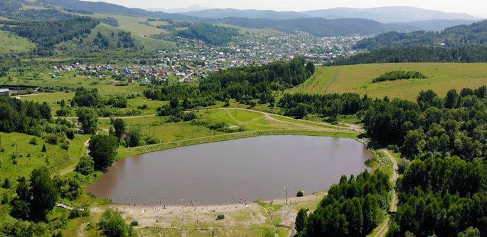 Пруд в Еланде до сих пор официально не открыт для купания