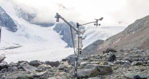 Ледник Левый Актру теряет массу. Он может растаять полностью