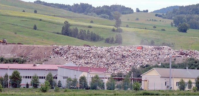 Полигон твердых коммунальных отходов в Майме создает угрозу окружающей среде