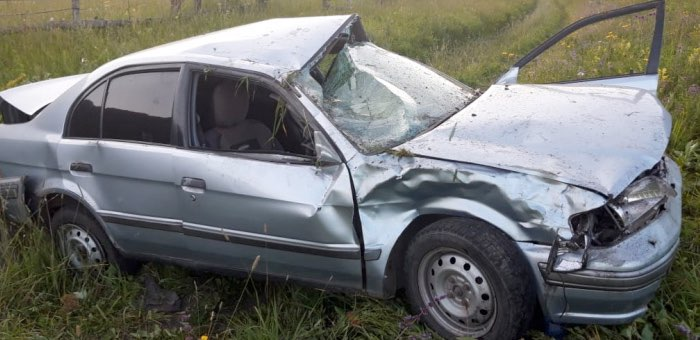На участке между Шебалино и Мыютой опять произошла авария