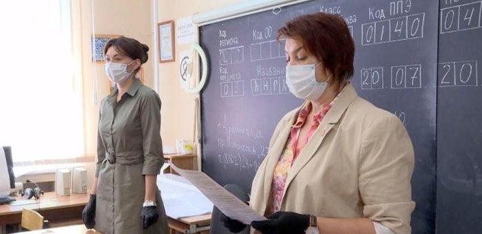 ЕГЭ по иностранным языкам и биологии сдавали сегодня в Республике Алтай