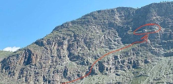 Новосибирские скалолазы два дня искали в горах потерявшийся квадрокоптер