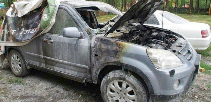 После длительной тяжбы владельца турбазы обязали возместить ущерб за сгоревший автомобиль