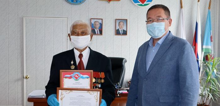 Александр Матыков награжден Орденом Дружбы