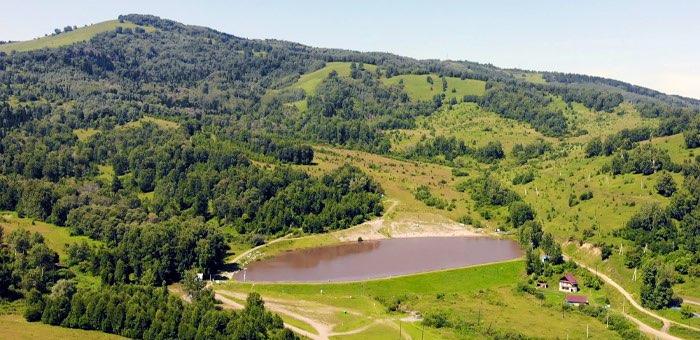 Пруд в Еланде официально открыт для купания