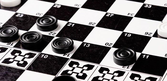 Определены победители турнира по алтайским шашкам