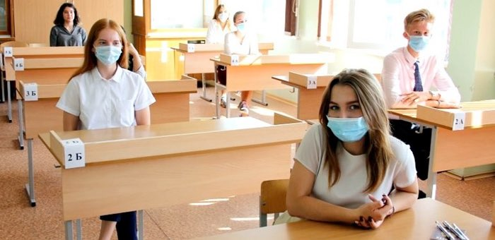 ЕГЭ по русскому языку прошел в Республике Алтай