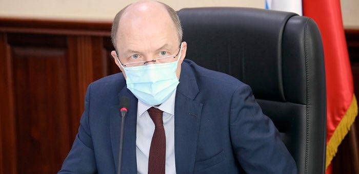 Олег Хорохордин сдал тест на коронавирус. Результат отрицательный