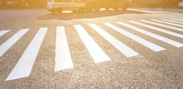 Сбитого пешехода оштрафовали за нарушение ПДД