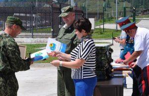 В Усть-Коксинском районе прошел сбор добровольных народных дружин