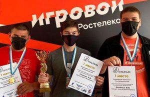 Кибертурнир в Горно-Алтайске собрал более ста участников