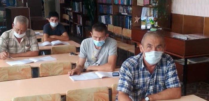 40 жителей Республики Алтай предпенсионного возраста освоили новые профессии