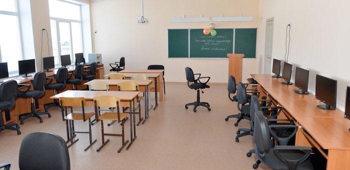 Почти половина школ республики полностью готова к новому учебному году