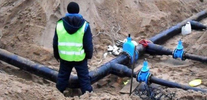 В Майме продолжается реконструкция системы водоснабжения