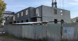 При строительстве дома в переулке Театральном похищено почти 16 млн рублей