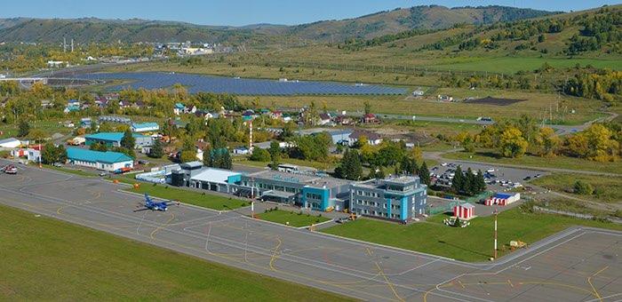 В расширение горно-алтайского аэропорта инвестируют 300 млн рублей