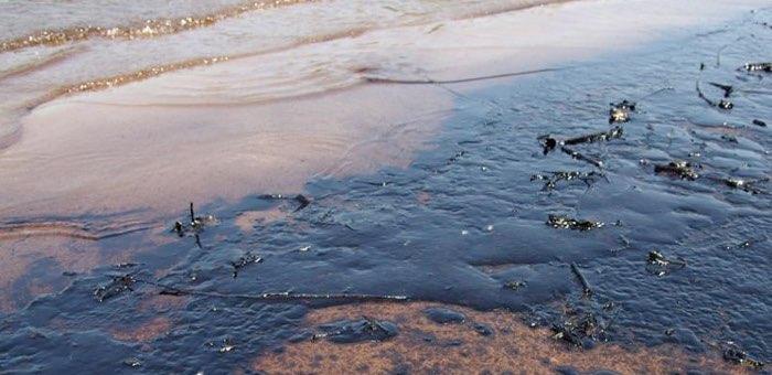 Полтонны мазута слил дальнобойщик на территории Онгудая