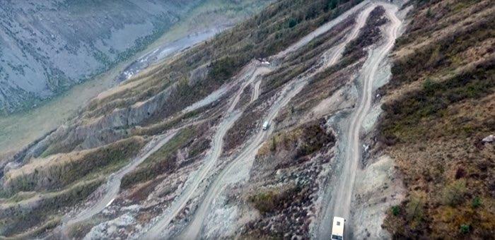На перевале Кату-Ярык возможны перерывы в движении