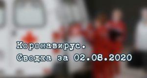 Ситуация с коронавирусом в Республике Алтай. Сводка за 2 августа