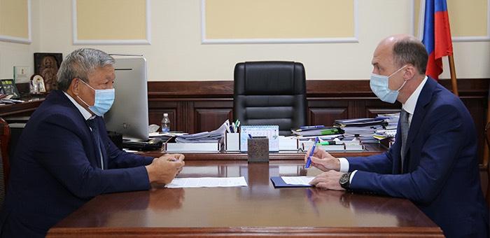 Олег Хорохордин: Об упразднении должности первого вице-премьера не может быть и речи