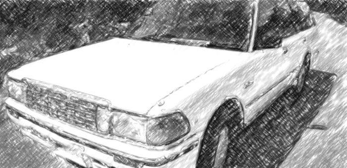«Изобретательный» преступник нашел по объявлению машину и угнал ее