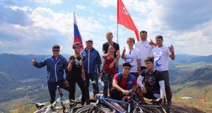 В День флага России состоялись спортивно-патриотические мероприятия