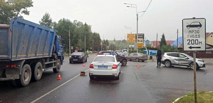 Два сельчанина не смогли разъехаться в Горно-Алтайске