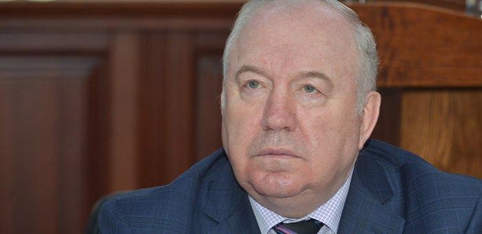 Бывший первый вице-премьер Роберт Пальталлер задержан