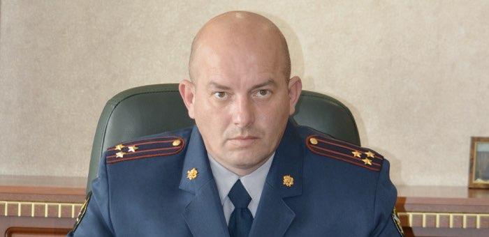 Отдел ФСИН возглавил Иван Яковлев